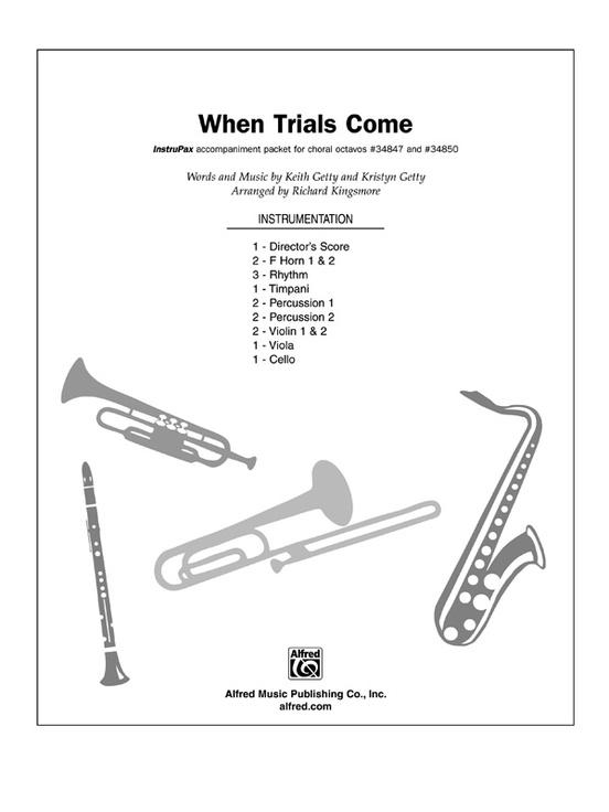 When Trials Come