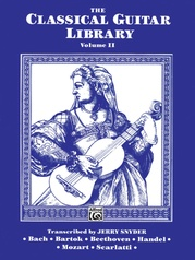 The Classical Guitar Library, Volume II