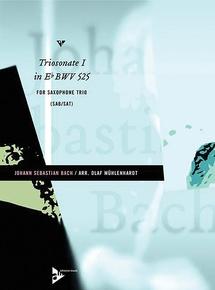 Triosonate I in E-flach BWV 525