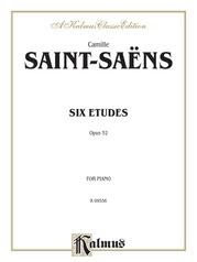Six Etudes, Opus 52