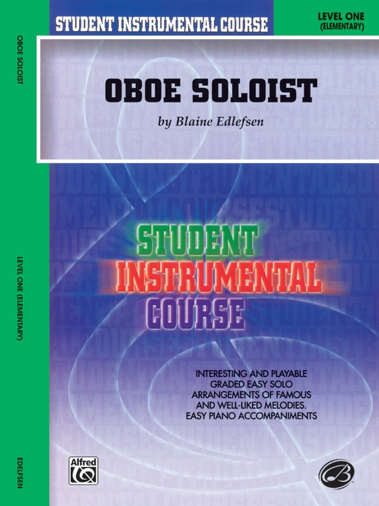 Student Instrumental Course: Oboe Soloist, Level I