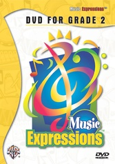 Music Expressions™ Grade 2: DVD