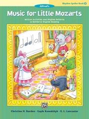 Music for Little Mozarts: Rhythm Speller, Book 2