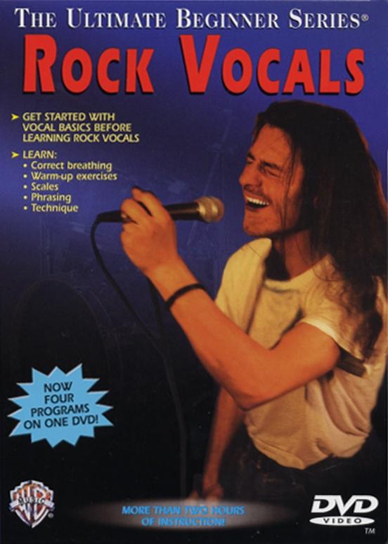 Ultimate Beginner Series: Rock Vocals