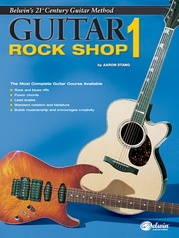 Belwin's 21st Century Guitar Rock Shop 1
