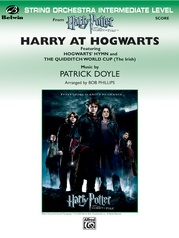 Harry at Hogwarts, Themes from Harry Potter and the Goblet of Fire™