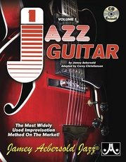 Jamey Aebersold Jazz, Volume 1: Jazz Guitar