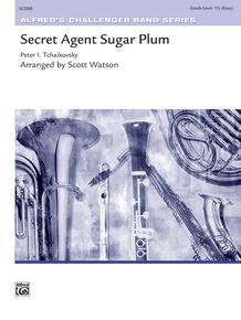 Secret Agent Sugar Plum