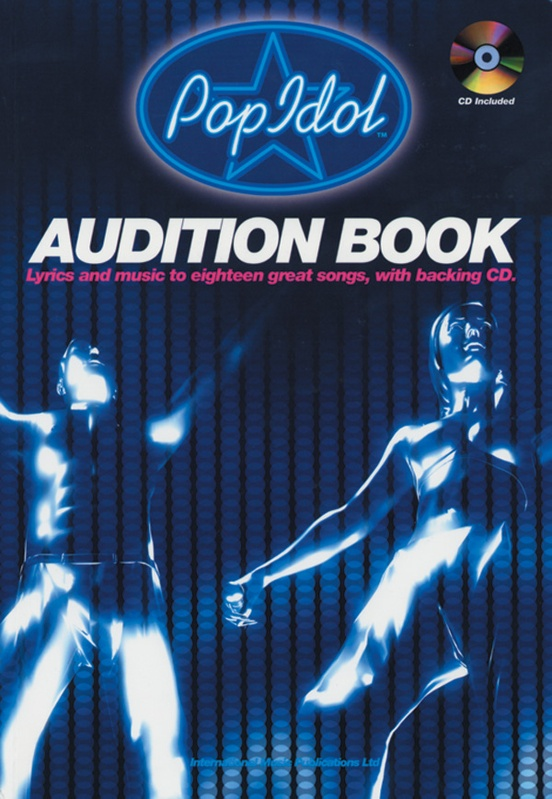 Pop Idol™ Audition Book