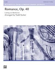 Romance, Opus 40