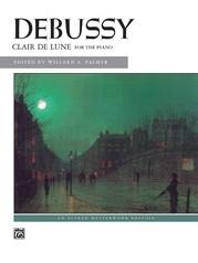 Debussy, Clair de lune