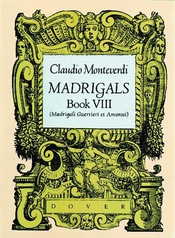 Madrigals - Book VIII