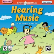 Creating Music Series: Hearing Music (Home Version)