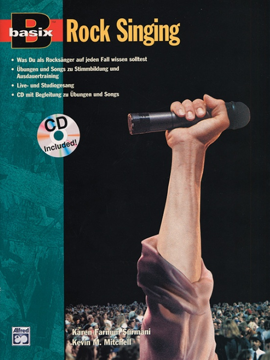 Basix®: Rock Singing Techniques