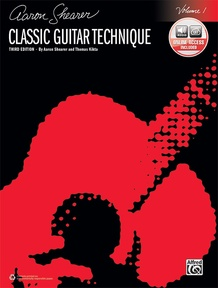 Classic Guitar Technique, Volume 1 (Third Edition)