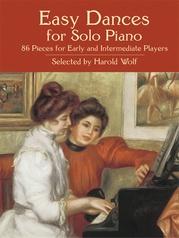 Easy Dances for Solo Piano