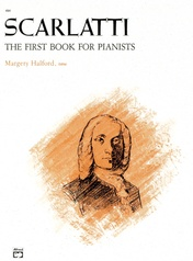 Scarlatti, First Book for Pianists