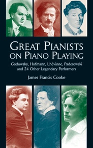 Great Pianists on Piano Playing