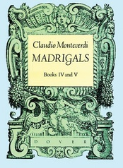 Madrigals - Books IV and V