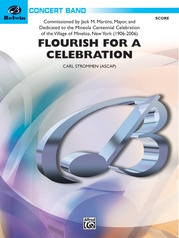 Flourish for a Celebration