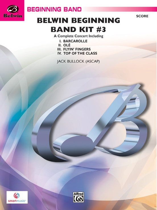 Belwin Beginning Band Kit #3