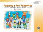 Famous & Fun Favorites, Book 1
