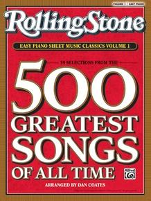<i>Rolling Stone</i>® Easy Piano Sheet Music Classics, Volume 1