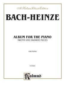 Album for the Piano