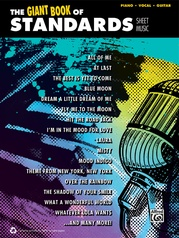 The Giant Book of Standards Sheet Music