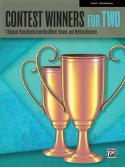 Contest Winners for Two, Book 2