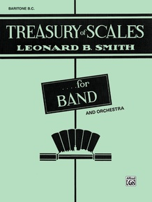Treasury of Scales for Band and Orchestra