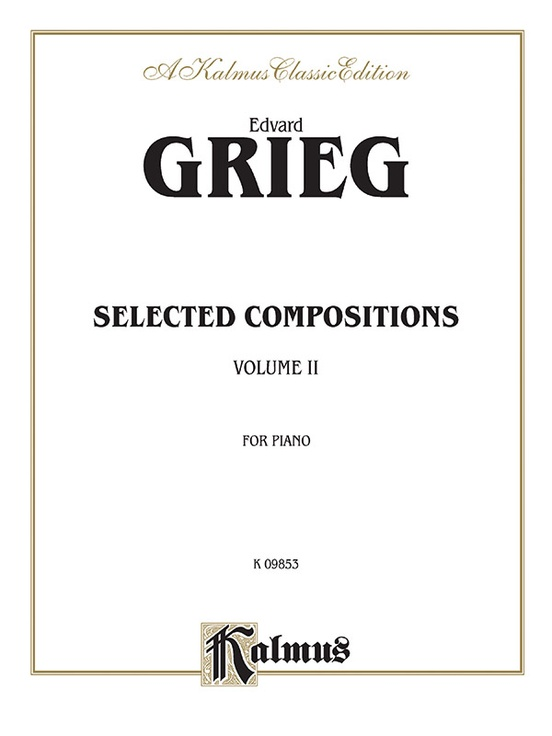 Selected Compositions, Volume II