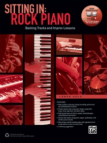 Sitting In: Rock Piano