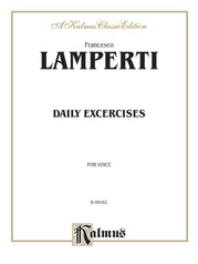 Daily Exercises in Singing