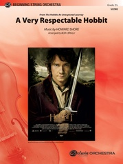A Very Respectable Hobbit (from The Hobbit: An Unexpected Journey)