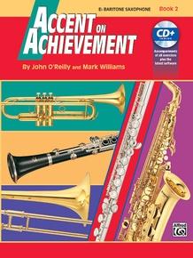 Accent on achievement book 1 baritone
