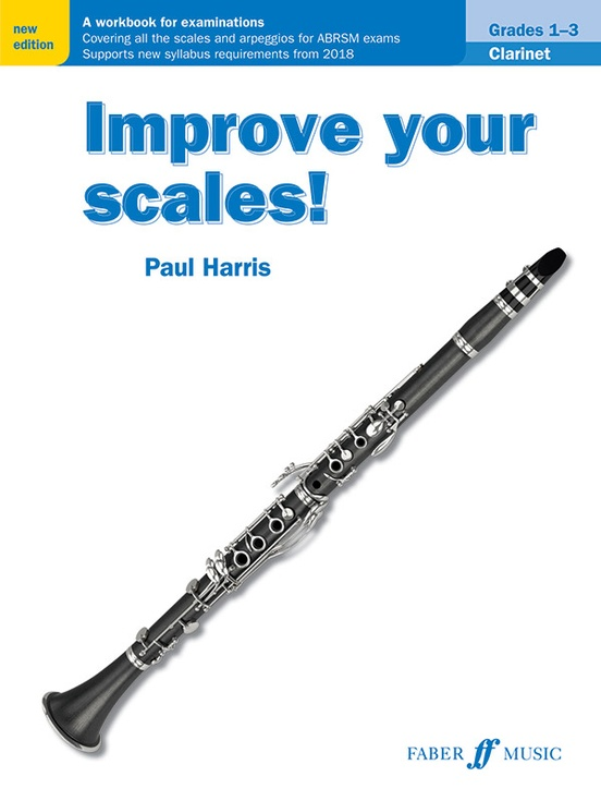 Improve Your Scales! Clarinet, Grades 1-3