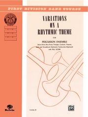 Variations on a Rhythmic Theme