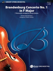 Brandenburg Concerto No. 1 in F Major