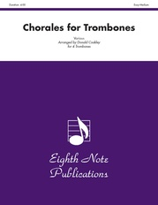 Chorales for Trombones
