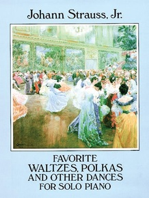 Favorite Waltzes, Polkas, and Other Dances