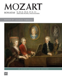 Mozart: Sonatas for One Piano, Four Hands