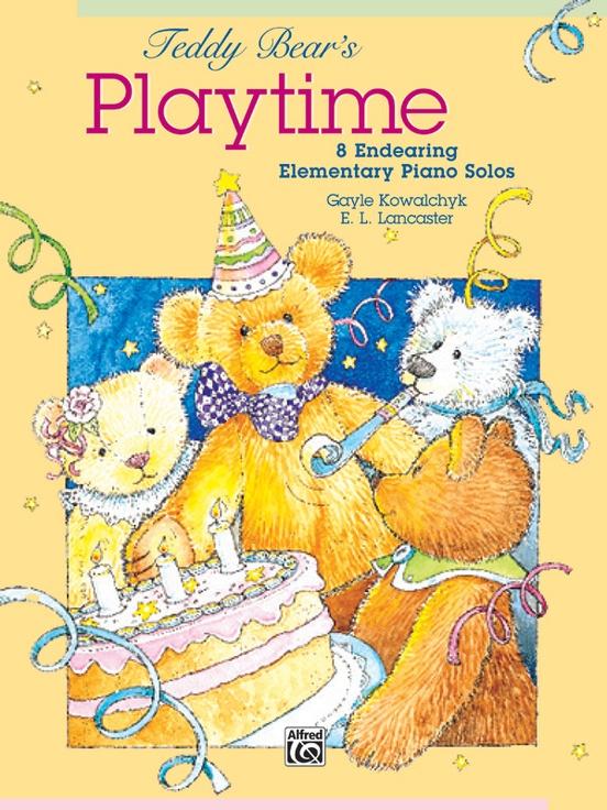 Teddy Bear's Playtime