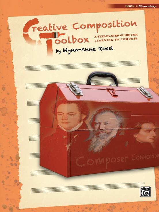 Creative Composition Toolbox, Book 2
