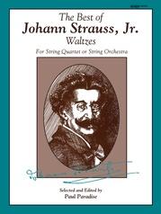 The Best of Johann Strauss, Jr. Waltzes