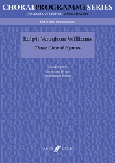 Three Choral Hymns