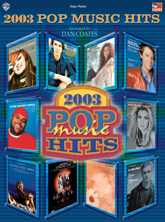 2003 Pop Music Hits
