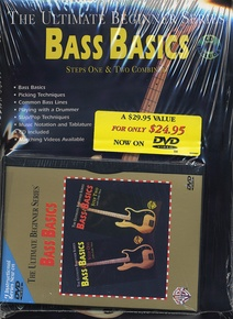 Ultimate Beginner Series Mega Pak: Bass Basics