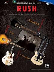 Ultimate Easy Guitar Play-Along: Rush