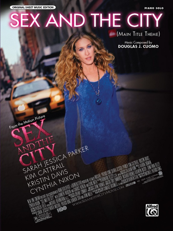 Sex and the City (Main Title Theme) (from the motion picture Sex and the City)